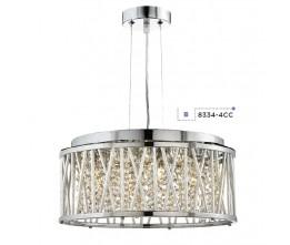 Searchlight 8334-4CC Elise, Závesné svietidlo