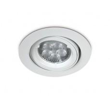 SCHRACK TECHNIK LID10480  Punto-A MR16 Spot, GU5,3, 50W, IP20, 12V, white