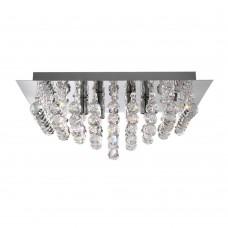 Searchlight  6408-8CC HANNA, Exkluzívne stropné svietidlo