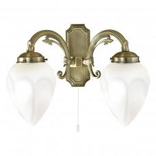 Eglo 82745 WL/2 BRÜNIERT 'IMPERIAL' Fali lámpa