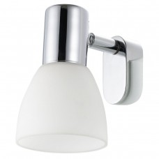 Eglo 85832 SPIEGELLEUCHTE/1 E14 CHROM STICKER, Fürdöszobai lámpa