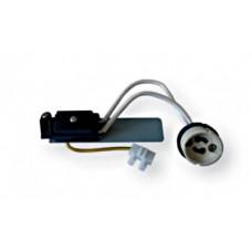 SCHRACK TECHNIK LIMY68230   GU10 lámpafoglalat 230V védősapkával