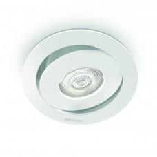 Massive - Philips  Asterope recessed white 1x4.5W SELV- 59180/31/16
