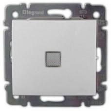 Legrand Valena -  Krížový prepínač č. 7 s orientačným osvetlením, biela - 774448