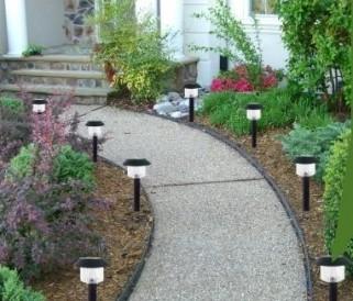 Globo solární lampy do každé zahrady!